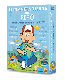 Learn about the Planet Earth with PIPO