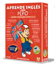 Learn English with PIPO