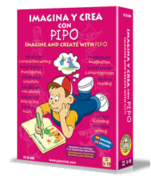 Imagine, Write and Create with PIPO