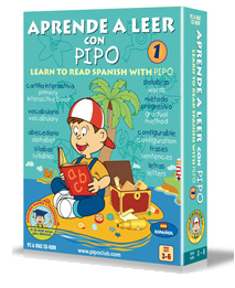 Learn to Read in Spanish with PIPO