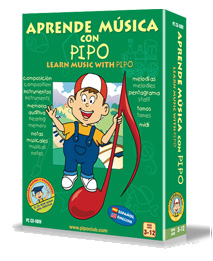 Learn Music with PIPO