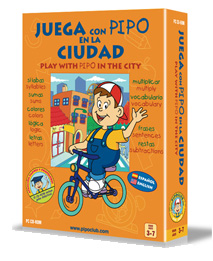 Come Play and Learn in the City with PIPO