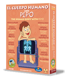 Learn about the Human Body with PIPO