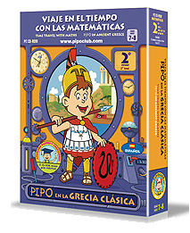 Second Grade Math with PIPO