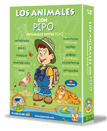 Learn about the Animals with PIPO
